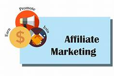Affiliate Marketing: Promote, earn, join