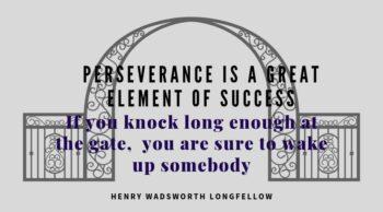 perseverance quite