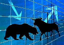 stpck market bull and bear