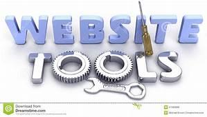 website tools sign