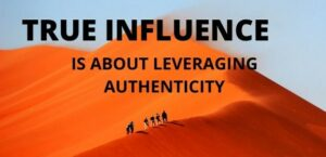True Influence banner