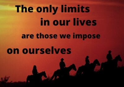 The only limits...B. Proctor quote