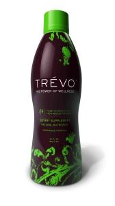 Large 32-ounce bottle of Trevo