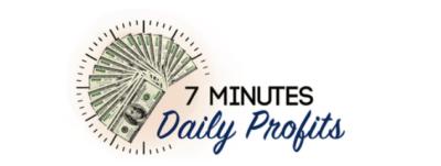 logo: 7 minutes daily profits