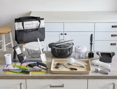 Deluxe kit--Pampered Chef