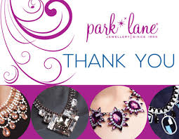 Park Lane logo and jewelry