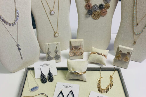 Digital kit: Park Lane jewelry