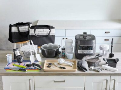 Ultimate kit -- pampered chef