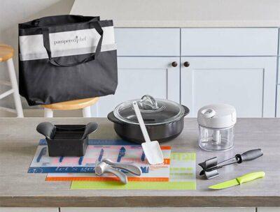 starter kit -- pampered chef