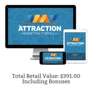 Attraction Marketing promo