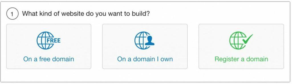 domain choices for your website