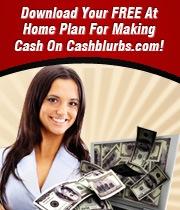 Banner from CashBlurbs