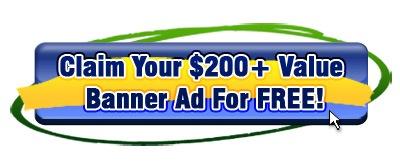 Banner ad for cashblurbs