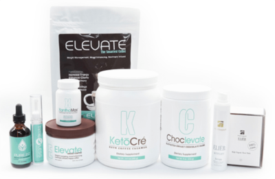 An array of Elevacity products
