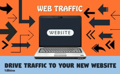 Computer pic: Drive traffic to your website
